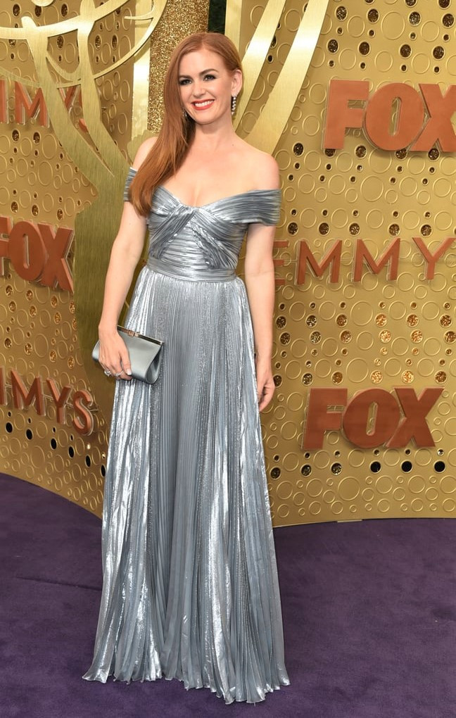 Emmy Awards 2019, Emmy Awards Red Carpet, Emmy's Red Carpet, Emmy's Carpet. Emmy's 2019, Celebrity Style, Celebrity Fashion, Best Dressed, Best Dressed Celebrities, Emmy's Best Dressed, Awards Season Highlights, Sarah In Style, SarahInStyle.com, Sarah Meyer, beautiful gowns
