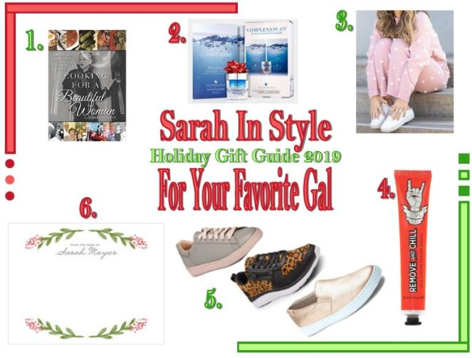 Bowdabra, Container Store wrapping paper, best wrapping paper, how to make good bows, how to make bows, holiday gift guide, holiday gifts 2019, gifts for women, gifts for your favorite gal, christmas gift list, christmas gift ideas, 2019 Holiday Gift Guide, Sarah In Style, Sarah Meyer, where to shop for Christmas, unique christmas gifts, unique holiday gifts, Benjamin Moore First Light, Kittenish, Vionic Shoes, Remove & chill, Cooking for a beautiful woman, skin research laboratories