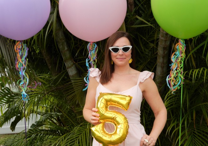 Sarah In Style Turns 5