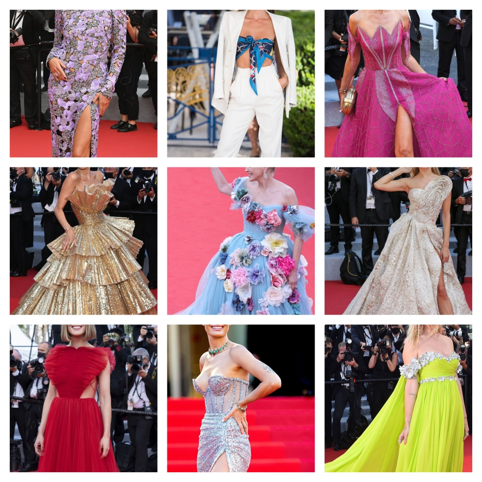 Cannes 2021 Best Dressed, Cannes Film Festival, Cannes 2021, Cannes Film Festival 2021, Amfar 2021, Cannes fashion, French Fashion, Best Dressed, Red Carpet Looks, Cannes Red Carpet, Rami Kadi, Dolce & Gabbana red carpet, Etro Cannes, Best of Cannes 2021, French Riviera Fashion, Red Steps at Cannes, Who wore what, Celebrity Red Carpet Looks, Celebrity Best Dressed, Sarah In Style, Fashion Blogs, Celebrity Fashion Blog, Sarah Meyer, Film Festival Fashion