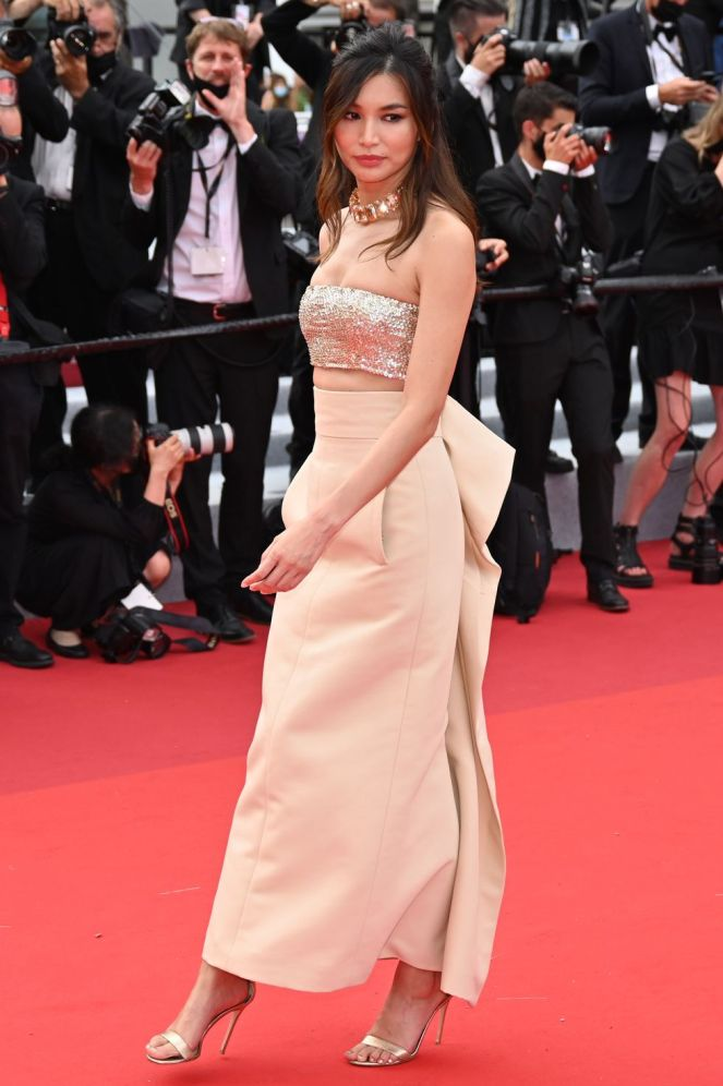 Cannes Film Festival, Cannes 2021, Cannes Film Festival 2021, Amfar 2021, Cannes fashion, French Fashion, Best Dressed, Red Carpet Looks, Cannes Red Carpet, Rami Kadi, Dolce & Gabbana red carpet, Etro Cannes, Best of Cannes 2021, French Riviera Fashion, Red Steps at Cannes, Who wore what, Celebrity Red Carpet Looks, Celebrity Best Dressed, Sarah In Style, Fashion Blogs, Celebrity Fashion Blog, Sarah Meyer, Film Festival Fashion
