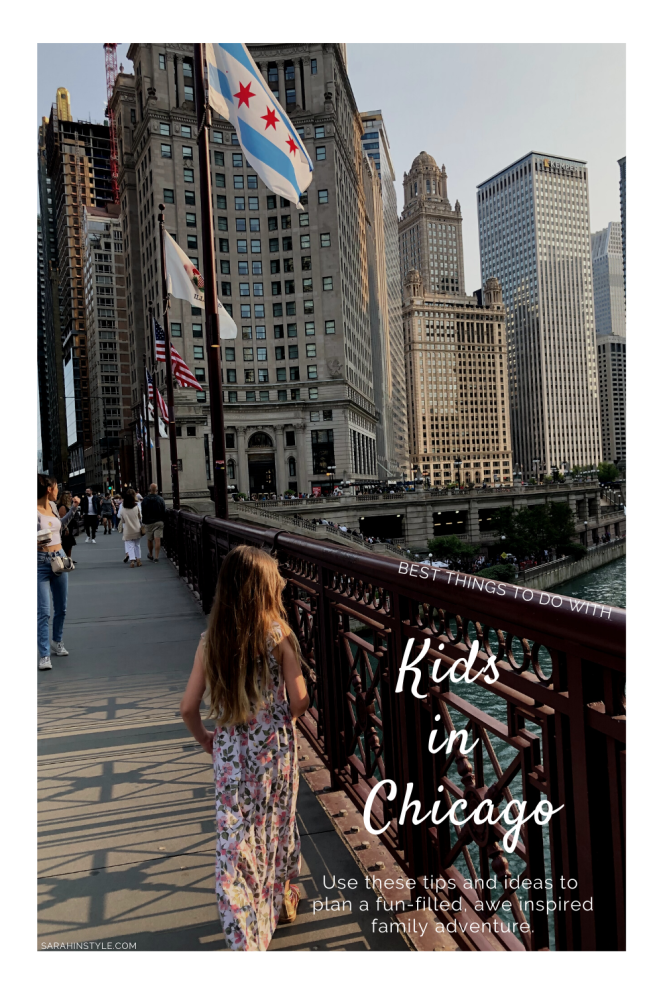 Summer in Chicago, What to Do in Chicago with Kids, Best Things to do with Kids in Chicago, Best Activities for kids in Chicago, Must see Chicago for kids, Maggie daley Park, Jay Pritzker Pavilion, Millennium Park, The Bean Chicago, Crown Fountain, London House Chicago, Skydeck Chicago, Signature Room Chicago, Exploring Chicago with Kids, American Girl Cafe Chicago, Water Tower Mall Chicago, Lincoln Park Zoo tips, tips for kids in Chicago, Shedd Aquarium, Chicago History Museum, Museum of Science and Industry, Oak Street Beach Chicago, Choose CHicago, VIsit Chicago, Sarah In Style, Chicago Blogger, Chicago Must See Attractions, Chicago Blogs, Chicago Blogger Tips, Where to eat with kids in Chicago, kid friendly restaurants in Chicago, lessons we learn from kids, kids see the joy in the little things, free activities for kids in Chicago, activities for children in Chicago